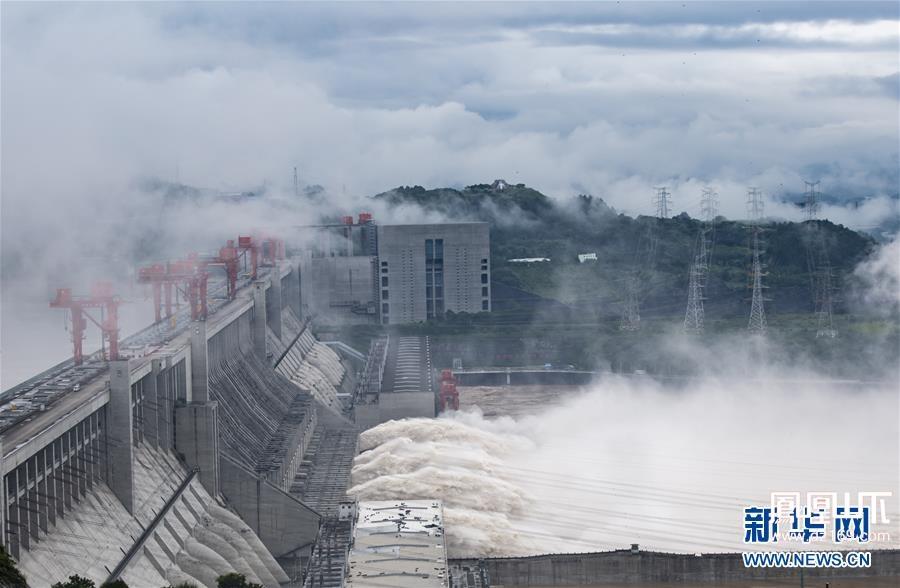 长江2020年第3号洪水形成 水利部细化实化应对措施