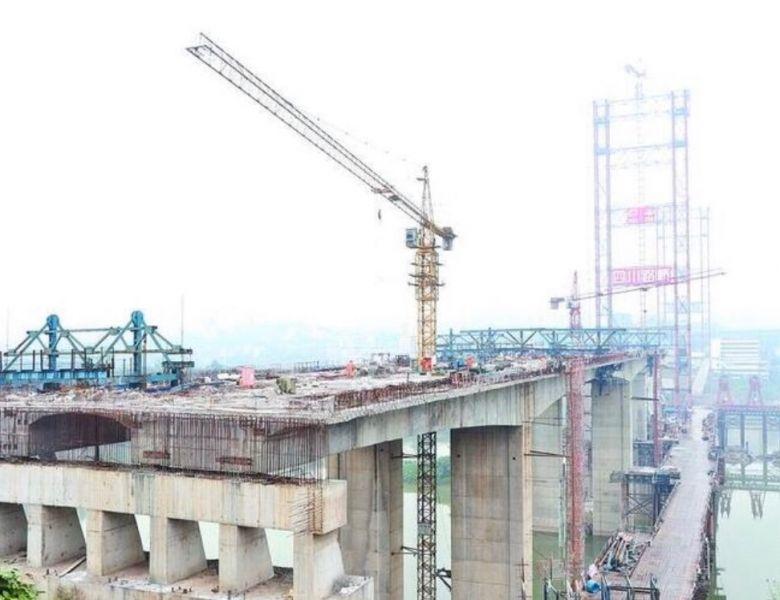 中坝州河大桥项目最新进展