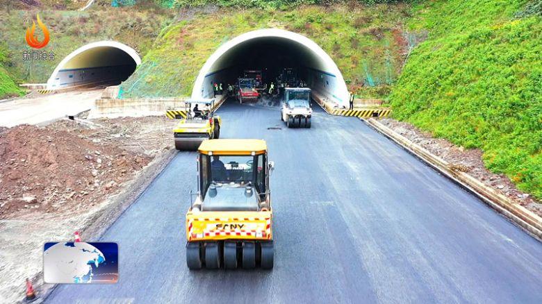 达宣快速通道宣汉县城至通川区徐家坝段年底前可贯通