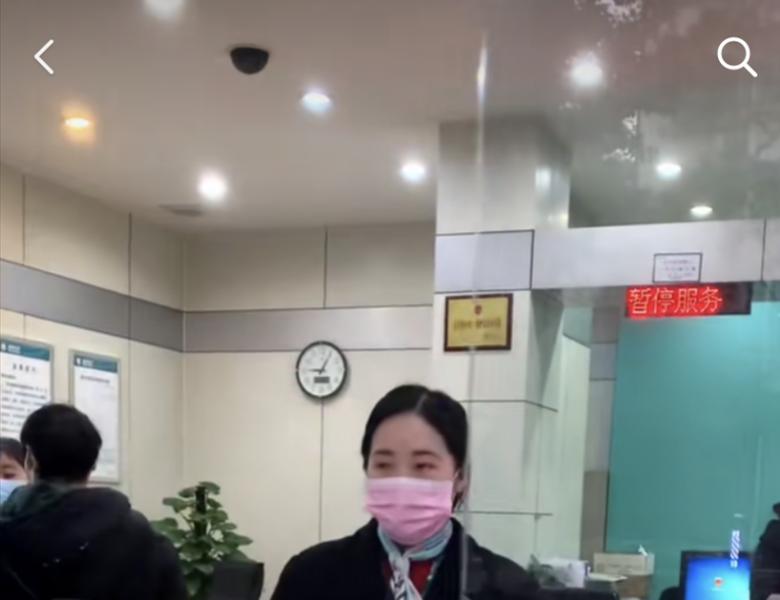 供电公司营业厅服务获客户抖音视频点赞