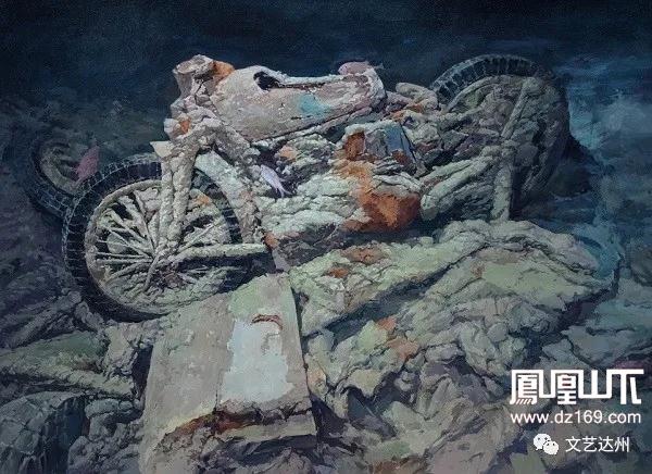 达州市9幅作品入选四川省第十届新人新作美术作品展