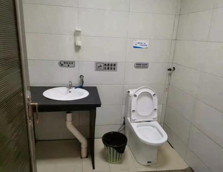 改善公厕小环境,提升城市大文明