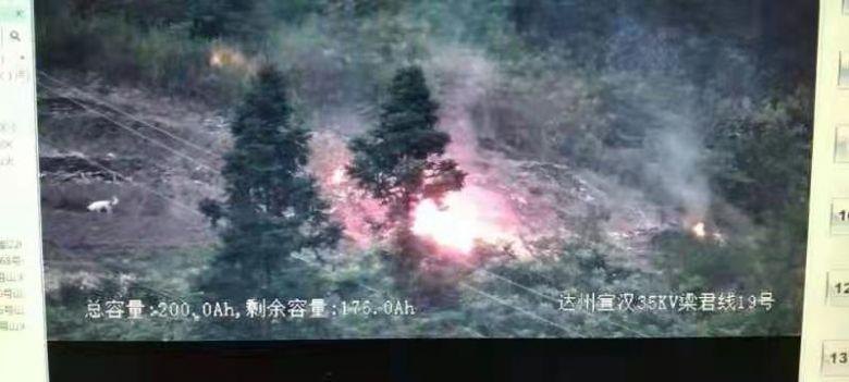 """国网达州供电公司:""""智能安全卫士""""实时护航森林防火"""